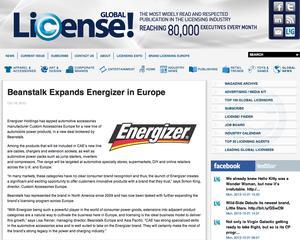 Energizer License