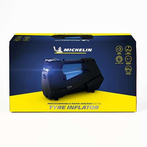 Michelin Programmable Rapid 4x4/SUV Digital Tyre Inflator