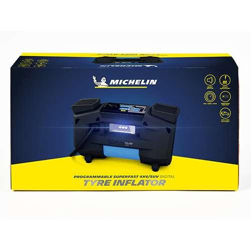 Michelin Programmable Superfast 4x4/SUV Digital Tyre Inflator