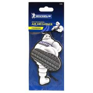 Michelin Man Air Freshener - Carbon