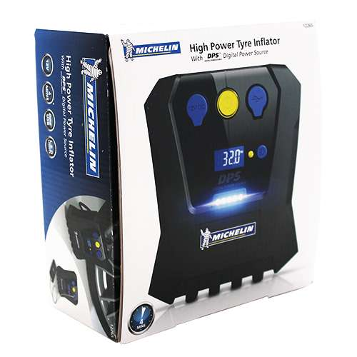 Michelin High Power Tyre Inflator