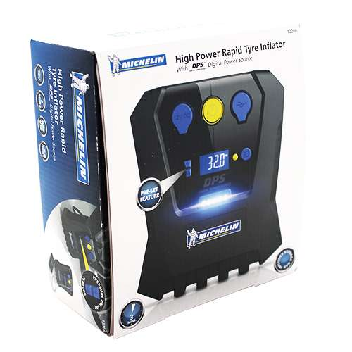 Michelin High Power Rapid Tyre Inflator