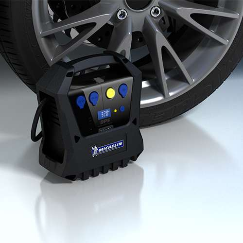 Michelin Cordless Rechargeable Tyre